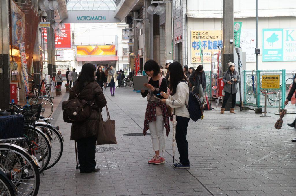 4回目_8福山商店街視察